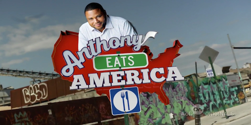 Anthony Eats America